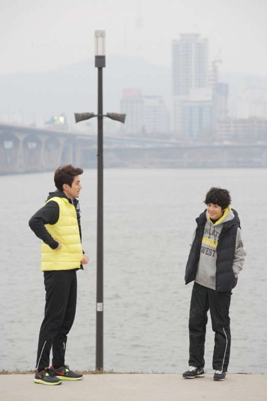 """""""Wild Romance"""" Releases Stills of Lee Dong Wook and Lee Si Young"""