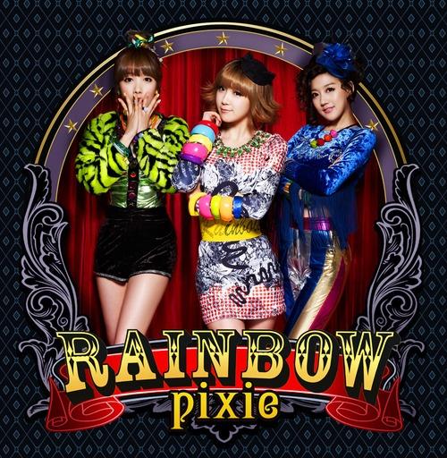 Rainbow's Unit Group Pixie Transforms Into Wizards