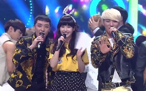 SBS Inkigayo Performances 04.15.12