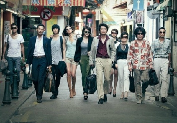 """The Thieves"" Opens to International Buyers at the Hong Kong Film Mart"