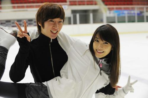 "IU Interview: ""Figure Skating Practice, Tiring?"""