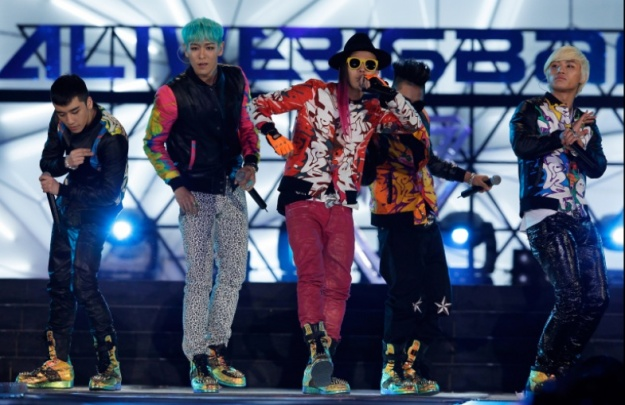 BIGBANG on Grammy.com