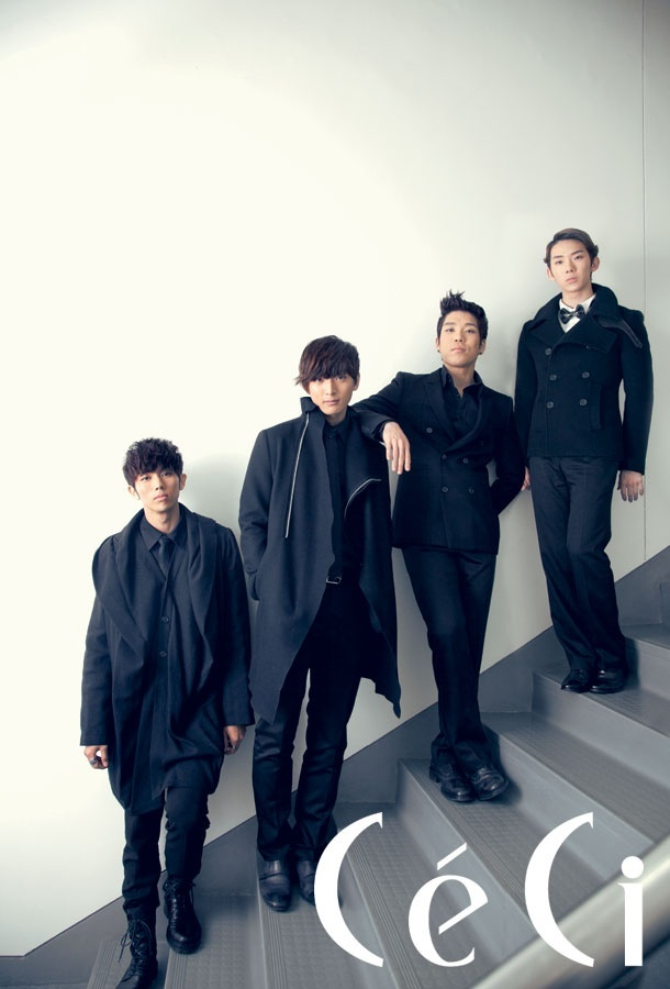 2AM Suits Up for CeCi