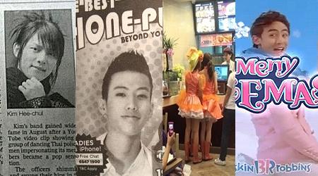 Ten Random K-Pop Moments From 2010