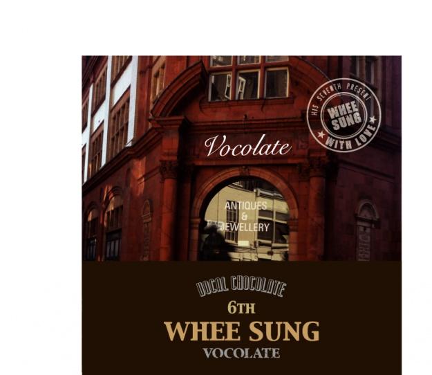 Album Review: Wheesung – Vol.6: Vocolate
