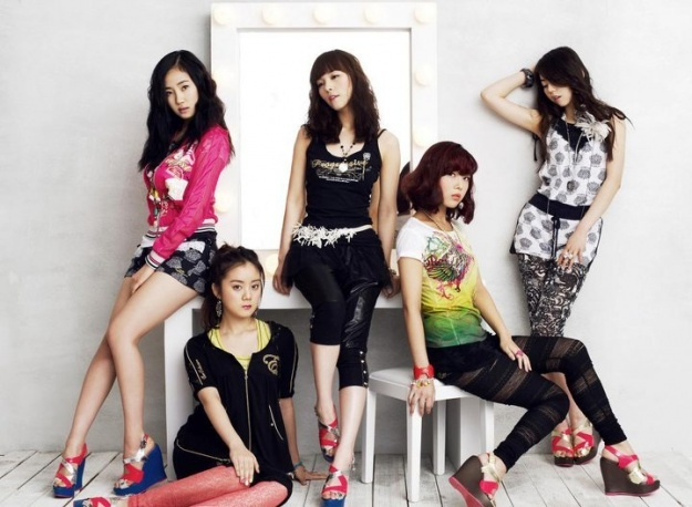 Wonder Girls Add More Stops To US Tour