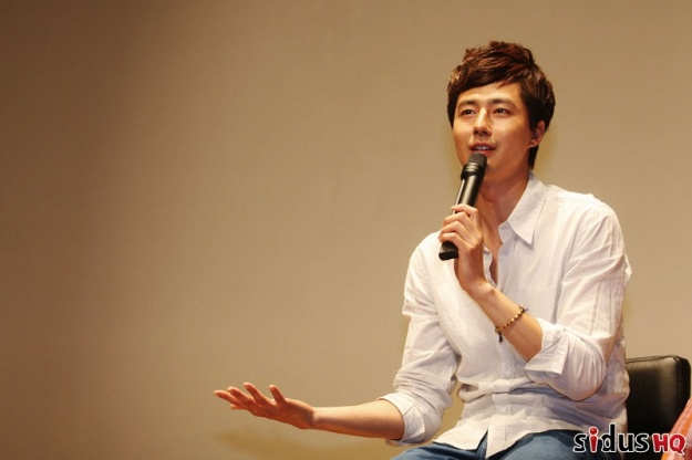 Jo In Sung Holds First Fan Meeting Since Military Discharge