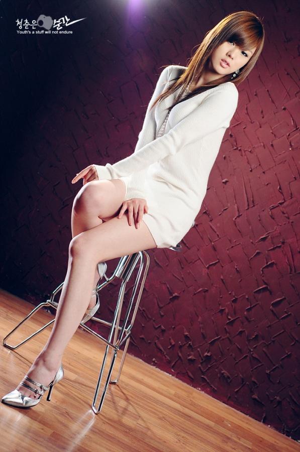 """The Boy Meets Girl"" Photoshoot (Hwang Mi Hee)"
