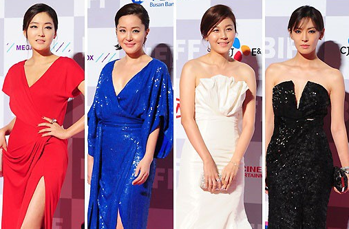 BIFF Fashion: Which Color Looks the Best?