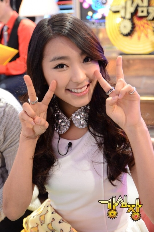 SISTAR's Bora Talks About Her Heartbreaking Television Debut