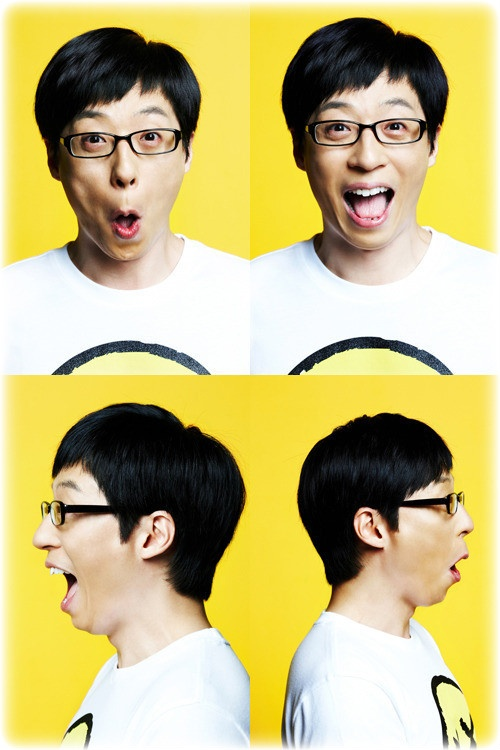 Yoo Jae Suk Picked as the Person That School Kids Want to Be Their Class President
