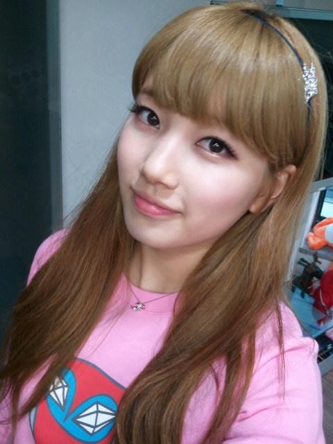 miss A Suzy Uploads No Makeup Face Photo on Twitter
