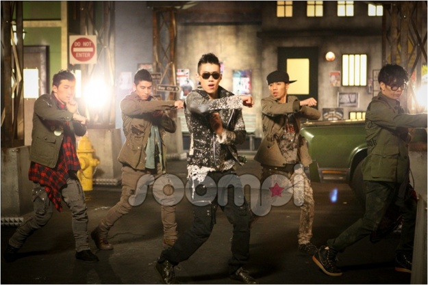 "[Exclusive] Jay Park ""Abandoned"" MV Photos"