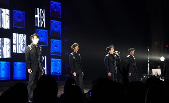 2AM Sells Out Their Bunkamura Orchard Hall Concert