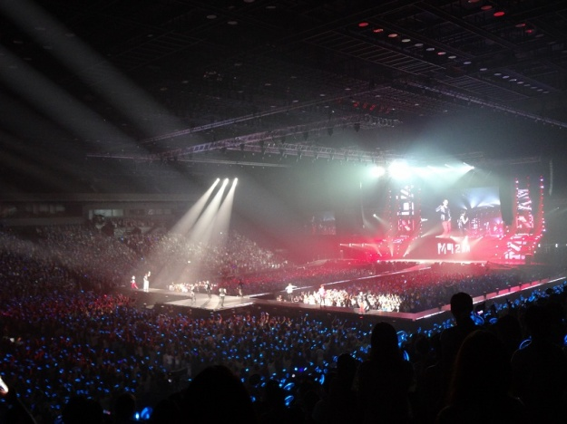 JYP Nation Holds First Concert in Japan