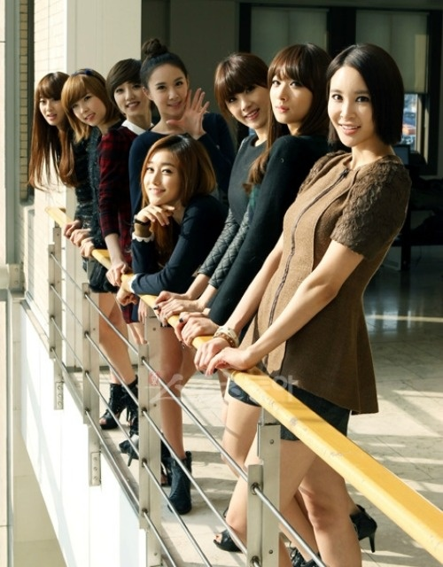 """Nine Muses """"We Are Sick of Being Called Model-Dols"""""""