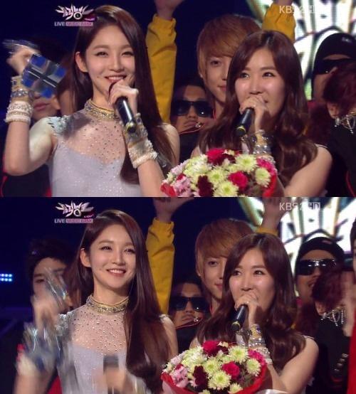 KBS Music Bank 10.14.2011
