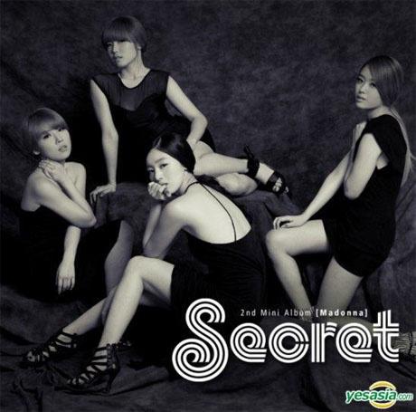 Secret Channels Madonna In MV