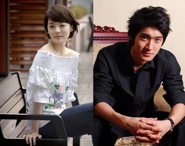 "Chae Rim And Choi Siwon In ""Oh My Lady"""
