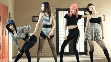 JYP's miss A Releases Debut Music Video