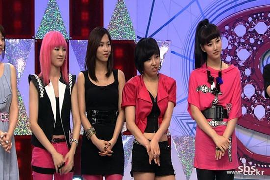 Weekly K-Pop Music Chart 2010 – July Week 5