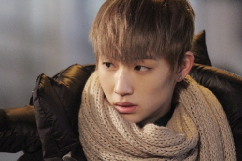 "JB on ""Dream High2"" First Broadcast"