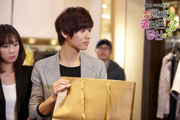 """CNBlue's Kang Min Hyuk Charms Viewers in """"My Husband Got a Family"""""""
