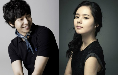Lee Seung Gi and Han Ga In to Join the London Olympics Torch Relay