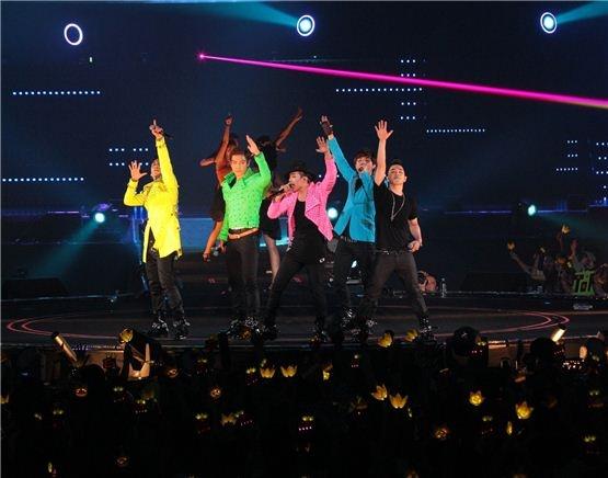 Big Bang Tops Number One on Various Taiwanese Charts