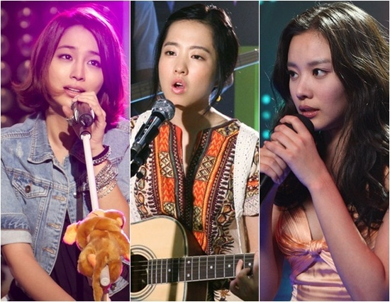 Secret to Blockbuster Movies: Singing Actress?