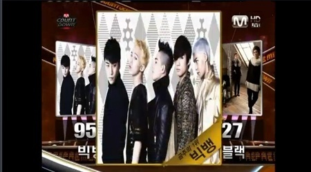 Mnet M! Countdown 03.03.11