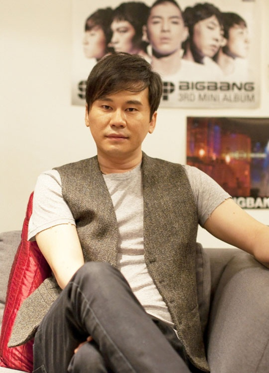Yang Hyun Suk Reveals Plans for YGE's Movement into the US Market