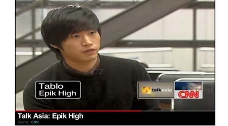Epik High On CNN's Talk Asia
