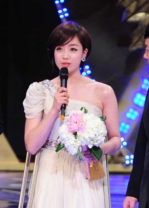 Stars attend the 2010 SBS Drama Awards