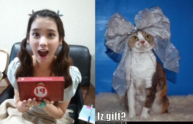 Random Musings: Gifts A-Plenty, Music Bank In Paris, Body Proportions and Einstein