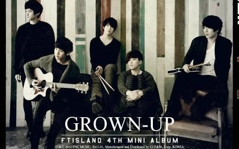 FT Island's Impressive Sales Require More Copies to be Produced
