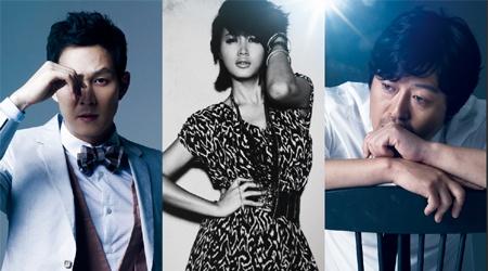 "Lee Jung Jae, Jeon Ji Hyun, and Kim Hye Soo Cast in ""Thieves"""