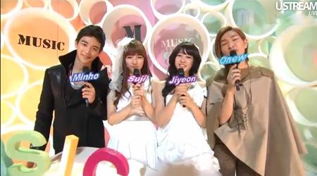 MBC Music Core 10.30.10