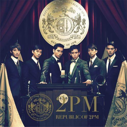 "2PM to Teach Korean on NHK's ""Learning Korean Through TV"""