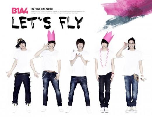 B1A4 Joins Jang Geun Suk's Agency in Japan