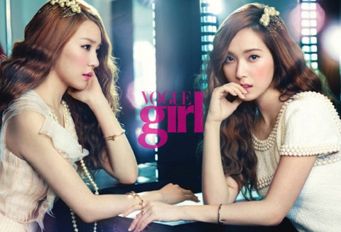 Girls' Generation's Jessica and Tiffany Look Stunning for Chanel