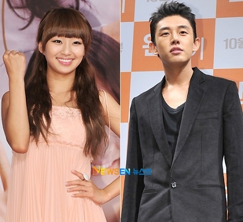 """SISTAR's Hyorin Wants to Appear on MBC """"We Got Married"""" with Yoo Ah In"""