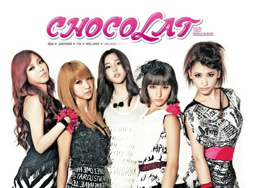 "ChoColat Releases Digital Single ""Syndrome"""