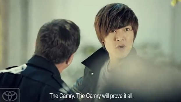 "Third Episode of Lee Min Ho's Toyota Camry ""One and Only"" Released [Recap]"