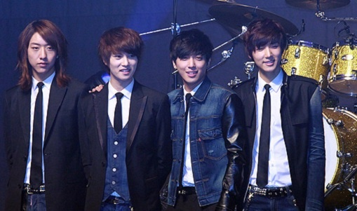 CNBlue Promises to Headbang for Entire Performance If They Win #1