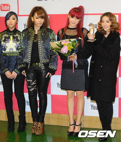 2NE1 Planning to Be Active in Japan in February 2012