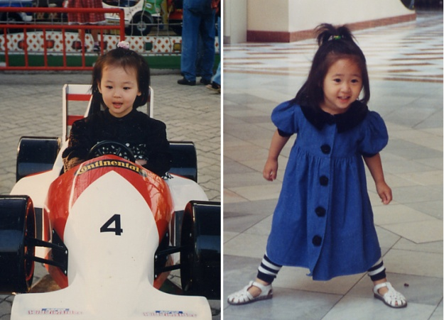 f(x) Reveals Childhood Photos and New Song
