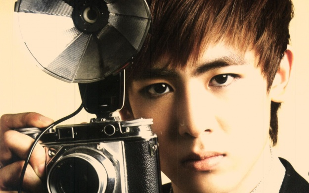 The Search For Nichkhun's Missing Belly Button