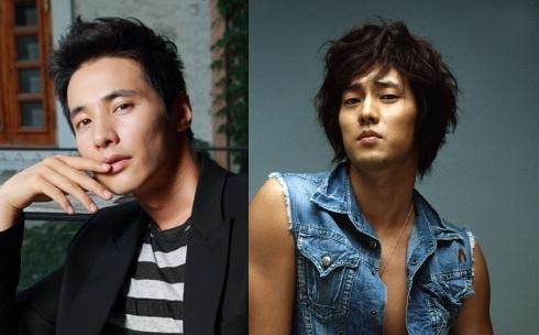 Won Bin vs So Ji Sub for Melodramatic Roles