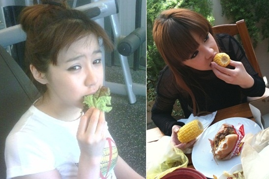 Park Bom Eats More Than Just Watermelons